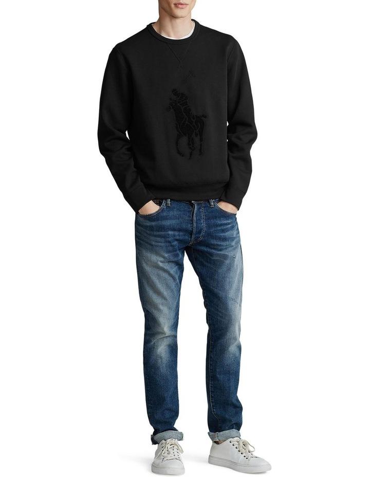 Big Pony Double-Knit Sweatshirt image 3