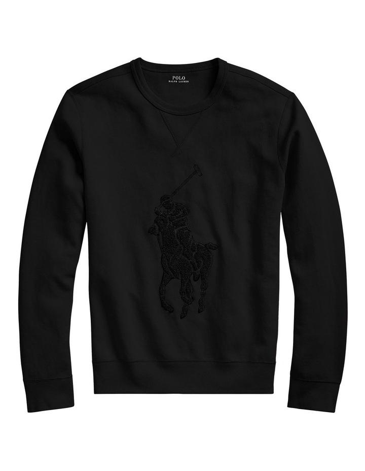 Big Pony Double-Knit Sweatshirt image 4