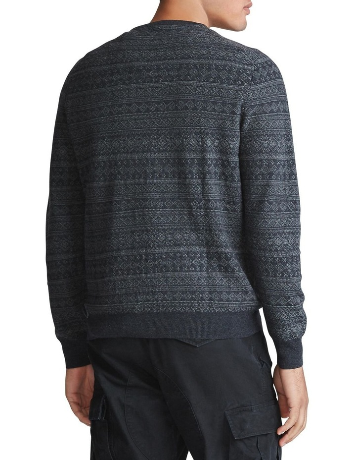 Fair Isle Merino Wool Sweater image 2