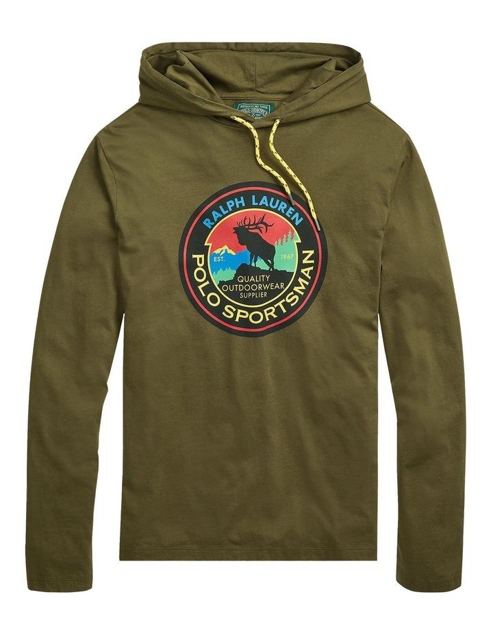Sportsman Hooded T-Shirt image 4
