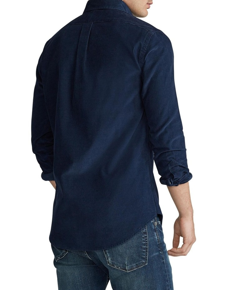 Custom Fit Corduroy Shirt image 2