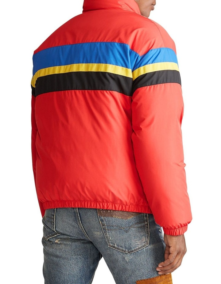 Striped Down Jacket image 2