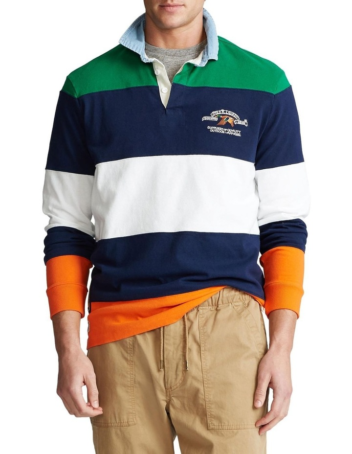 Classic Fit Rugby Shirt image 1