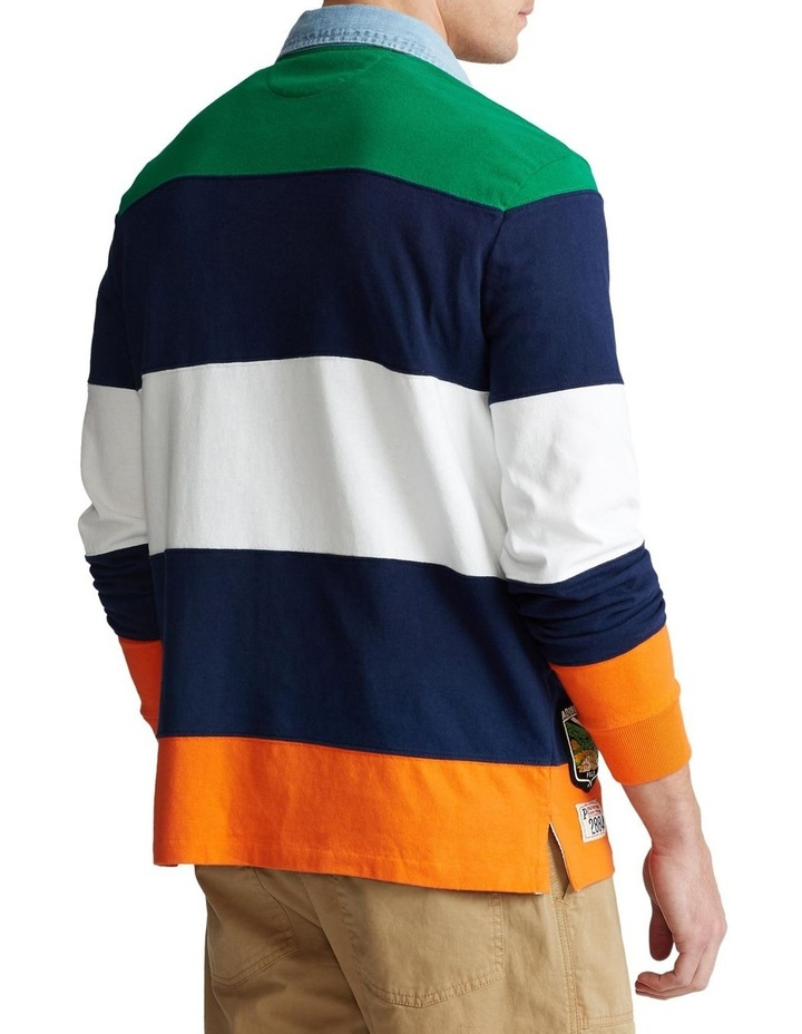 Classic Fit Rugby Shirt image 2
