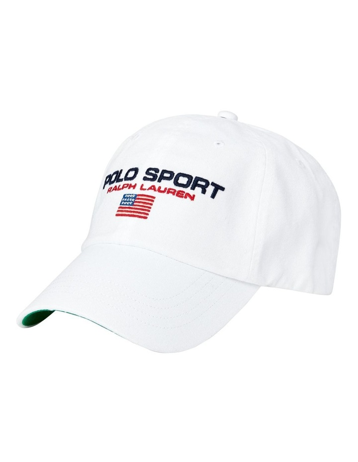 Flag Cotton Chino Cap image 1