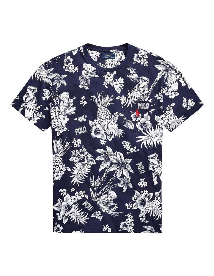 Custom Slim Fit Bear T-Shirt image 5