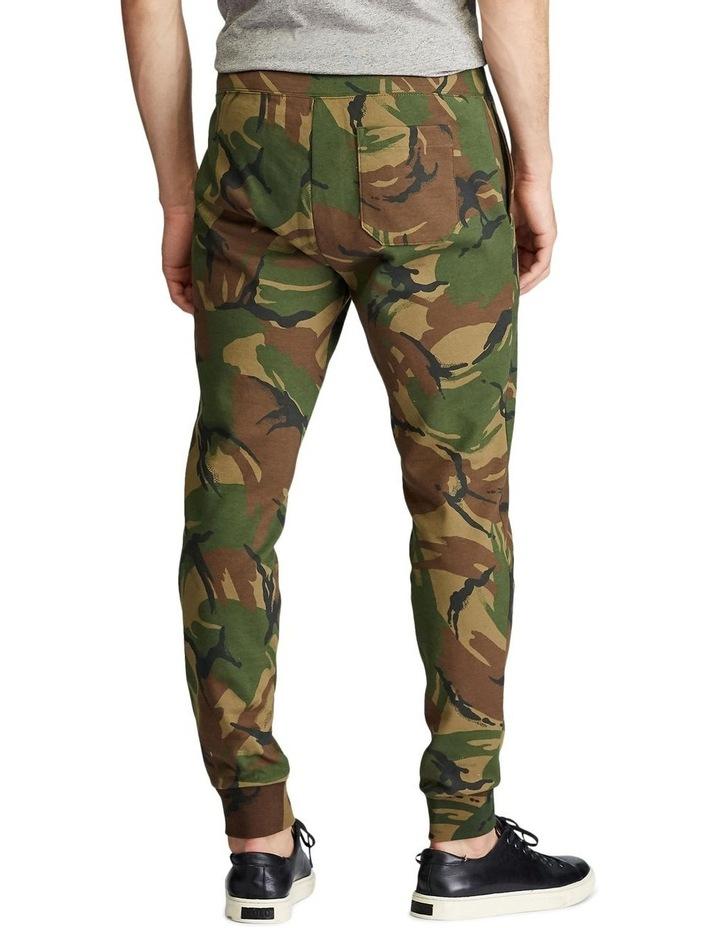 Camo Double-Knit Jogger Pant image 3