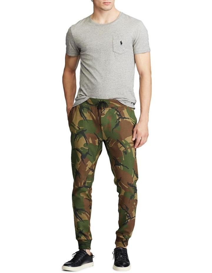 Camo Double-Knit Jogger Pant image 5