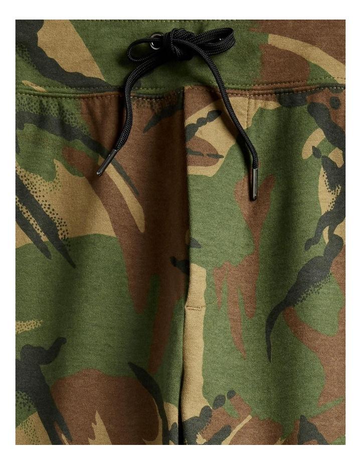 Camo Double-Knit Jogger Pant image 6