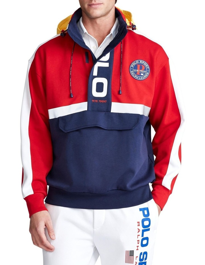 Polo Sport Double-Knit Hoodie image 1
