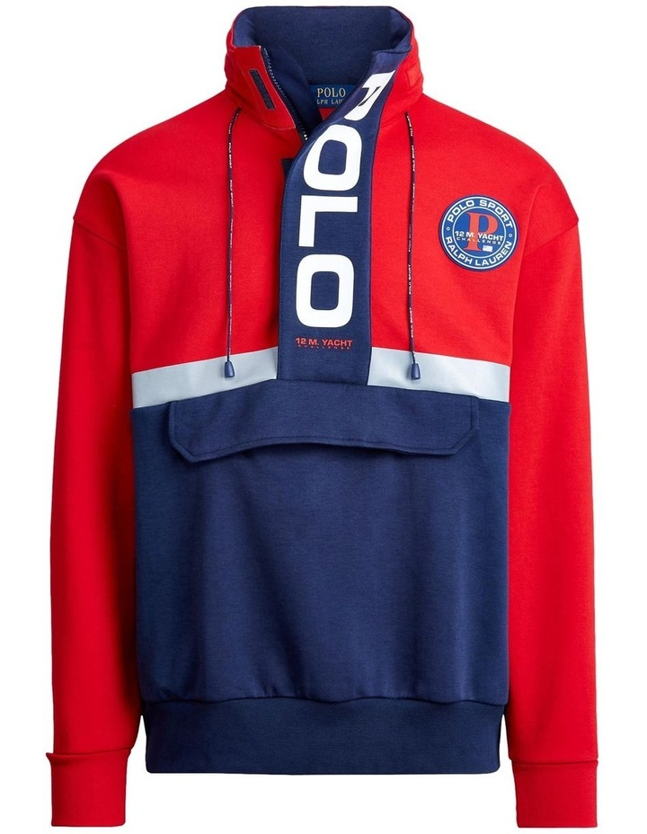 Polo Sport Double-Knit Hoodie image 4