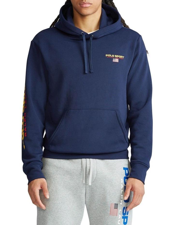 Polo Sport Fleece Hoodie image 1