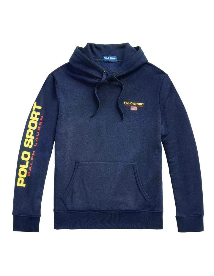 Polo Sport Fleece Hoodie image 4