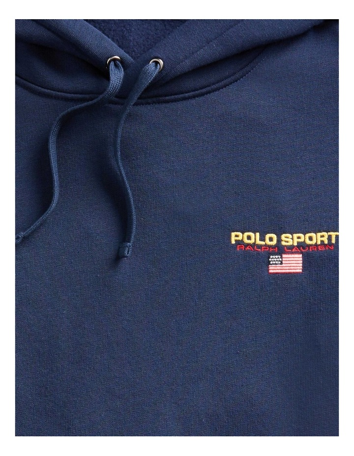 Polo Sport Fleece Hoodie image 5