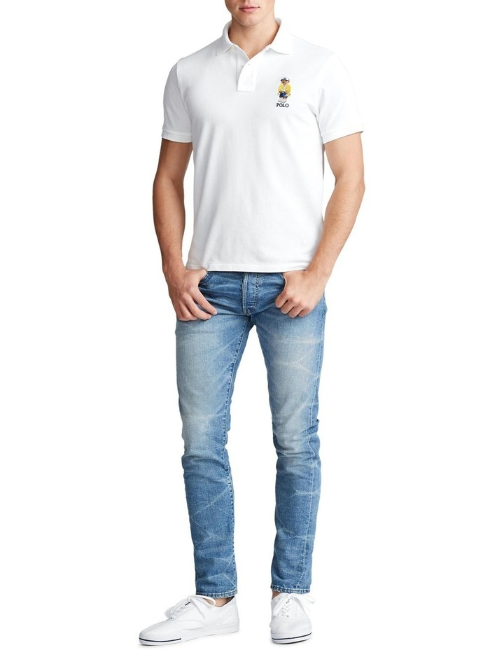 Custom Slim Fit Polo Bear Polo Shirt image 3