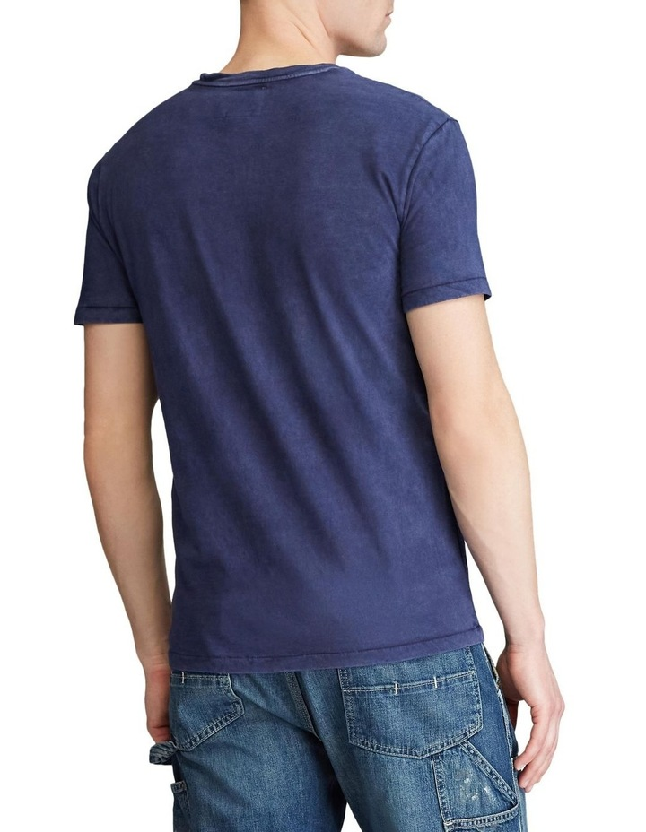 Custom Slim Fit Jersey Pocket T-Shirt image 3