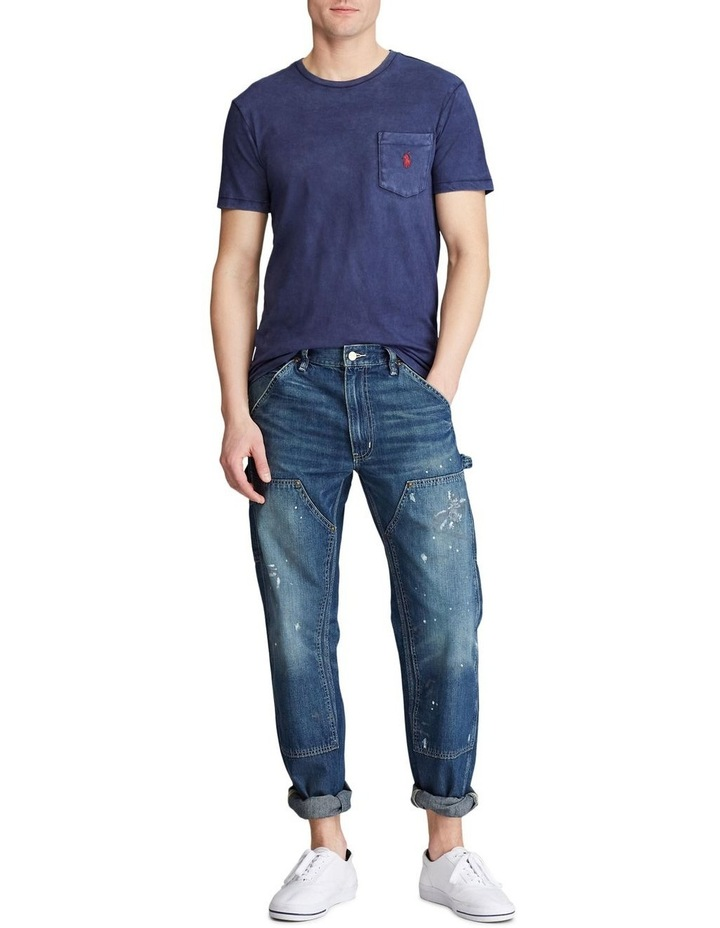 Custom Slim Fit Jersey Pocket T-Shirt image 4