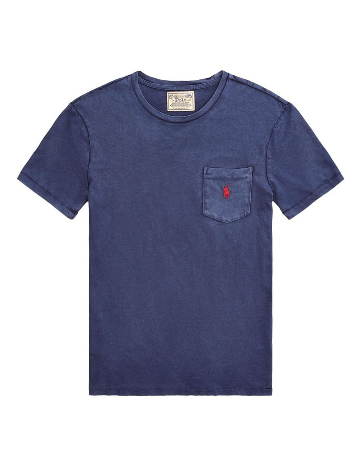 Custom Slim Fit Jersey Pocket T-Shirt image 5
