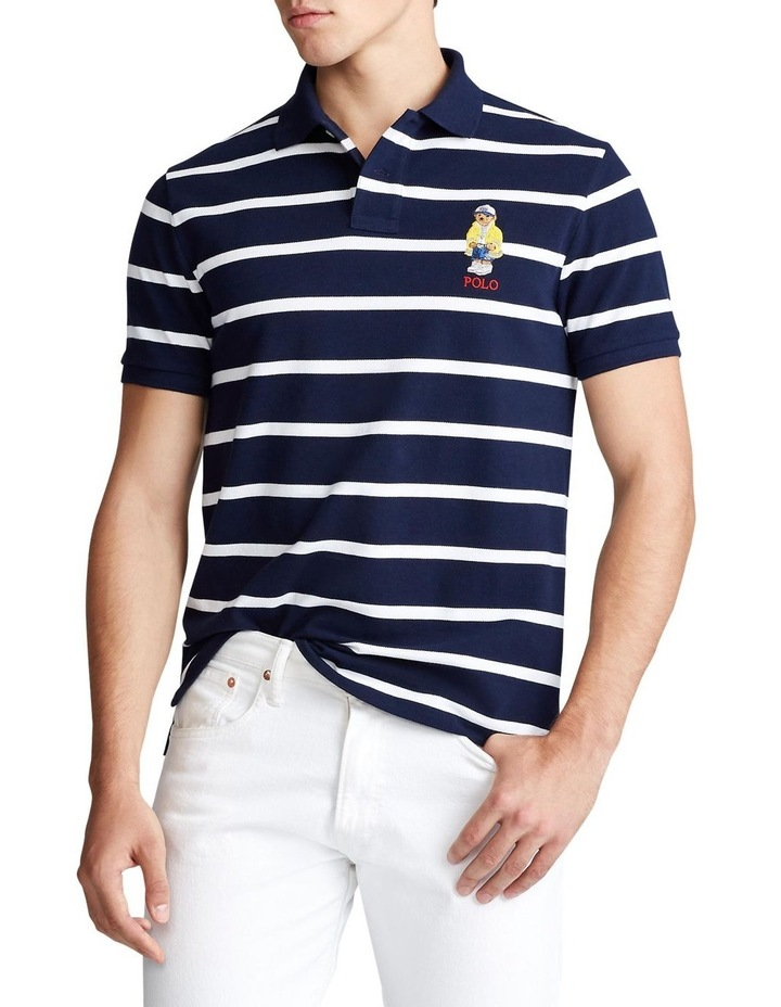 CP-93 Polo Bear Custom Slim Polo Shirt image 1