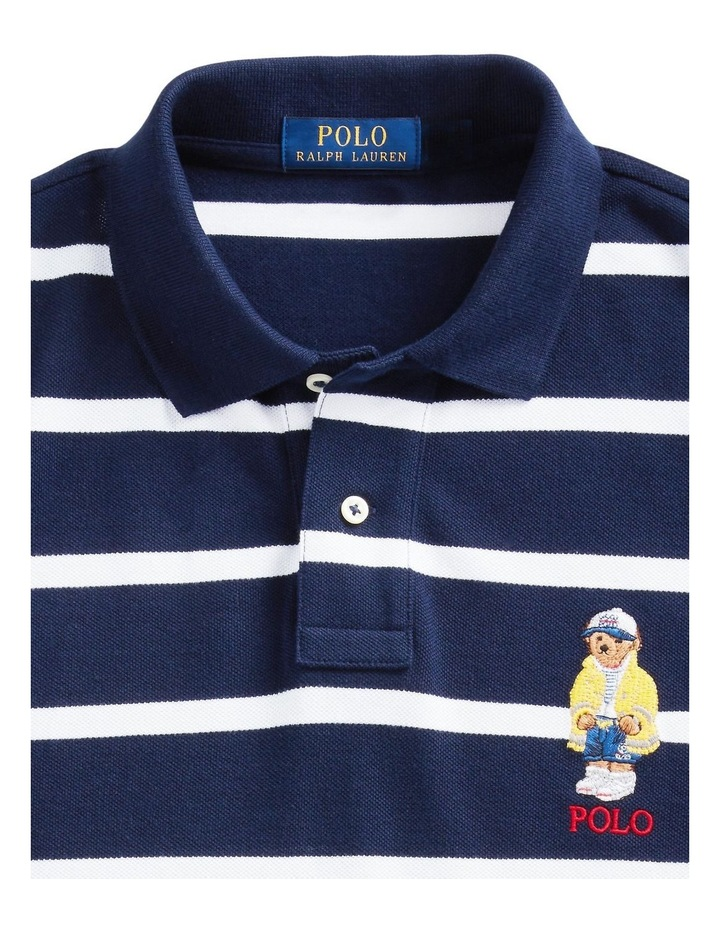 CP-93 Polo Bear Custom Slim Polo Shirt image 5
