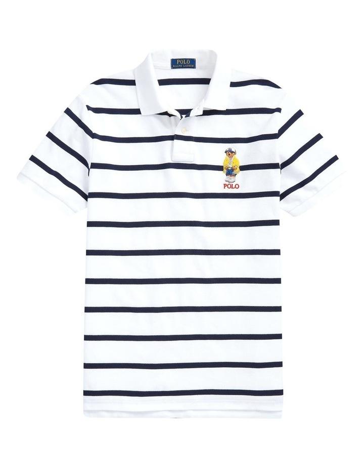 CP-93 Polo Bear Custom Slim Polo Shirt image 4