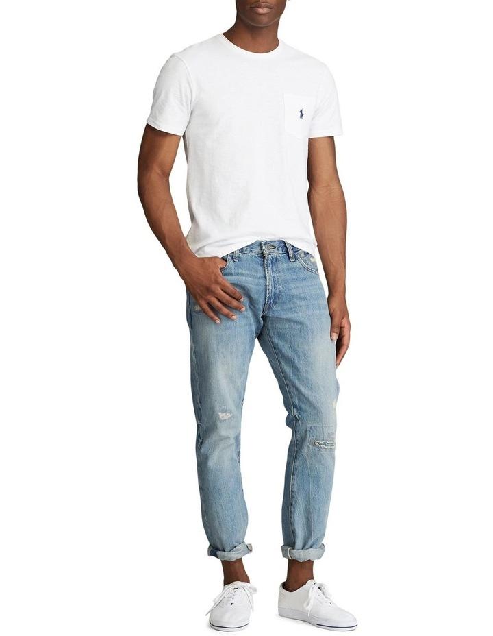Varick Slim Straight Jean image 4