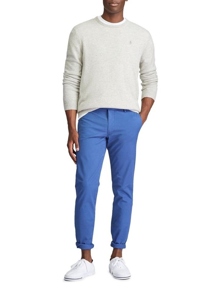 Stretch Slim Fit Chino Pant image 4