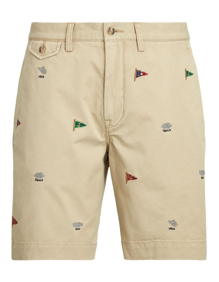 Classic Fit Embroidered Short image 5
