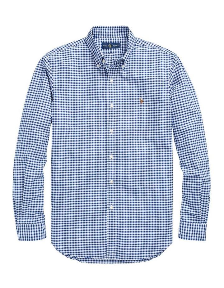 Classic Fit Cotton Sport Shirt image 4