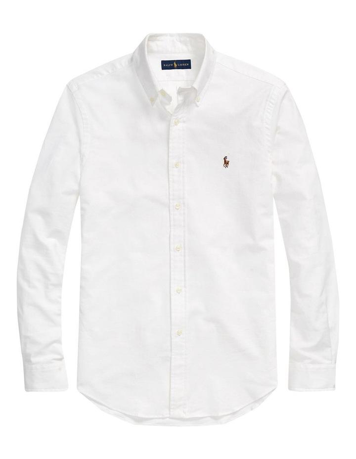 Slim Fit Oxford Shirt image 5