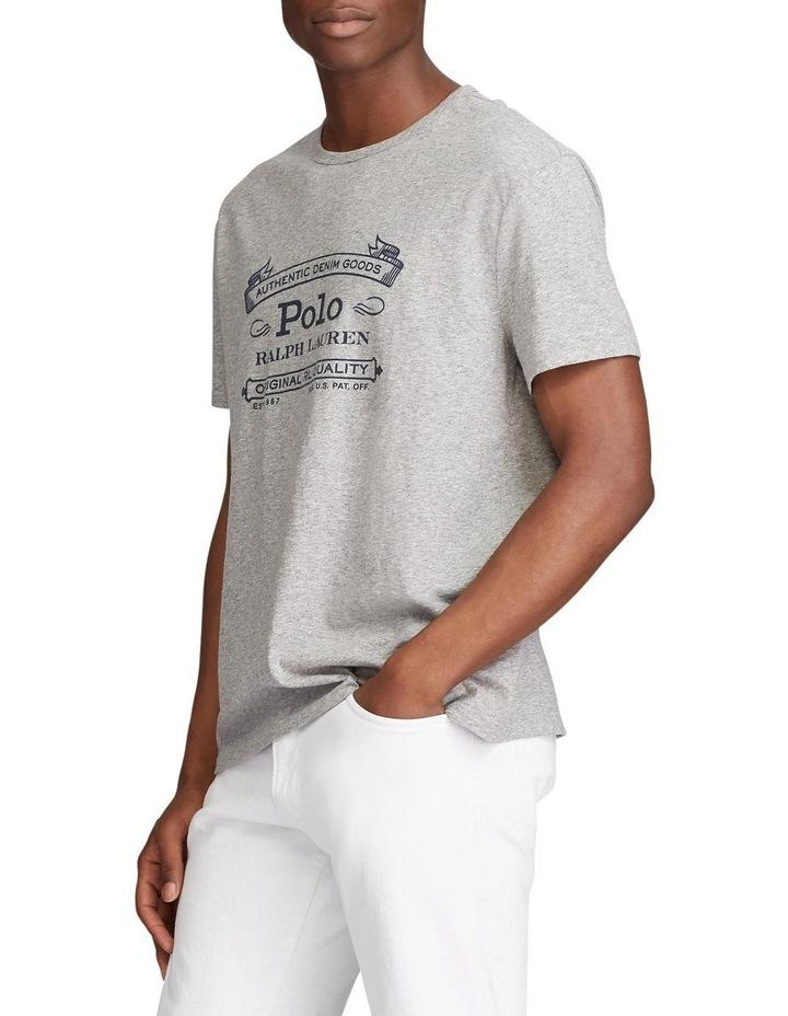 Custom Slim Fit Jersey T-Shirt image 3