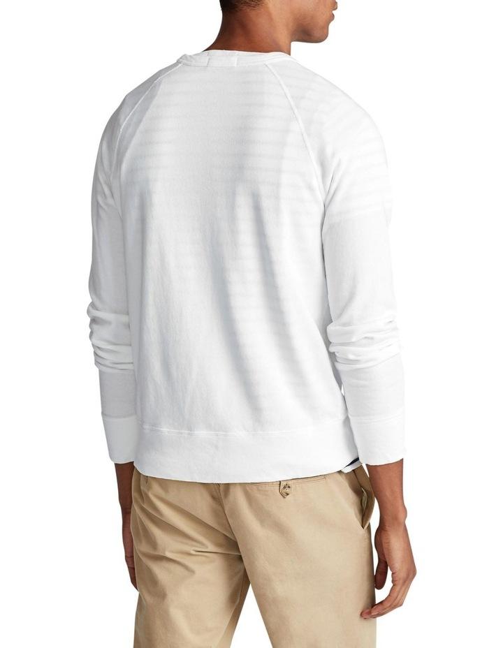 Cotton Spa Terry Sweatshirt image 2