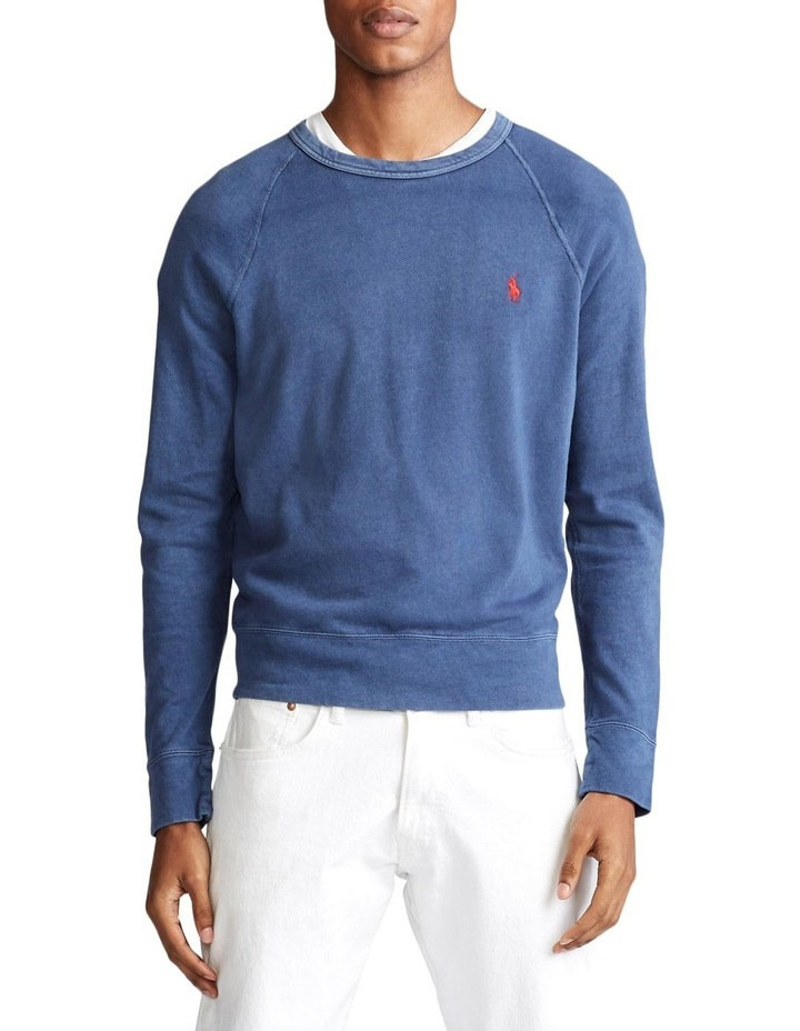 Cotton Spa Terry Sweatshirt image 1