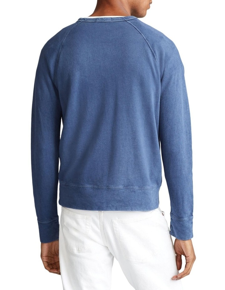 Cotton Spa Terry Sweatshirt image 2