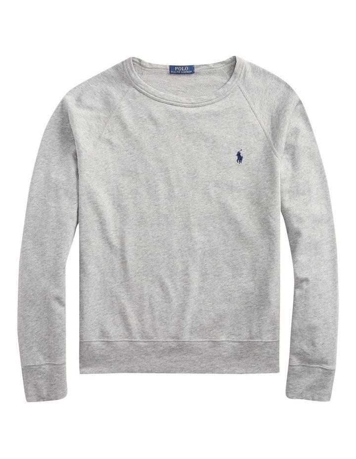 Cotton Spa Terry Sweatshirt image 4