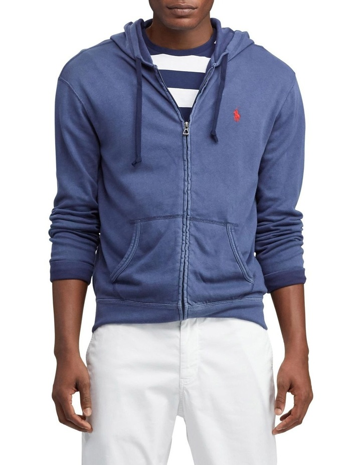 Cotton Spa Terry Hoodie image 1