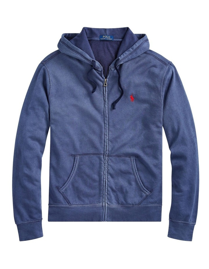Cotton Spa Terry Hoodie image 4