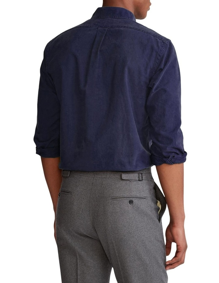 Classic Fit Garment-Dyed Oxford Shirt image 2