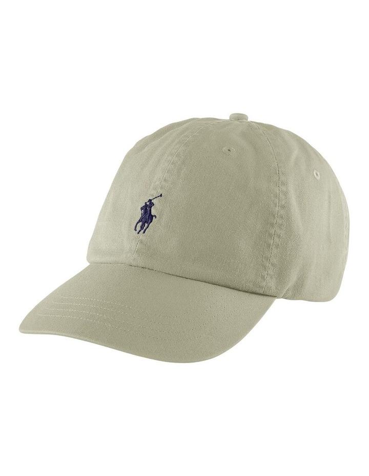Cotton Chino Baseball Cap image 1