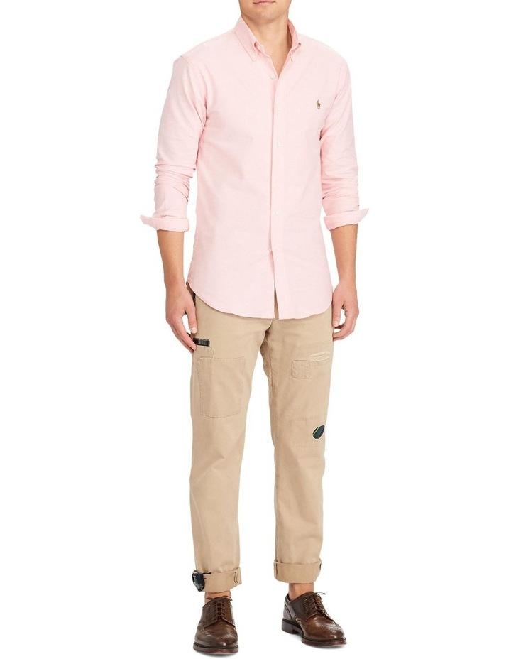 Slim Fit Oxford Shirt image 3