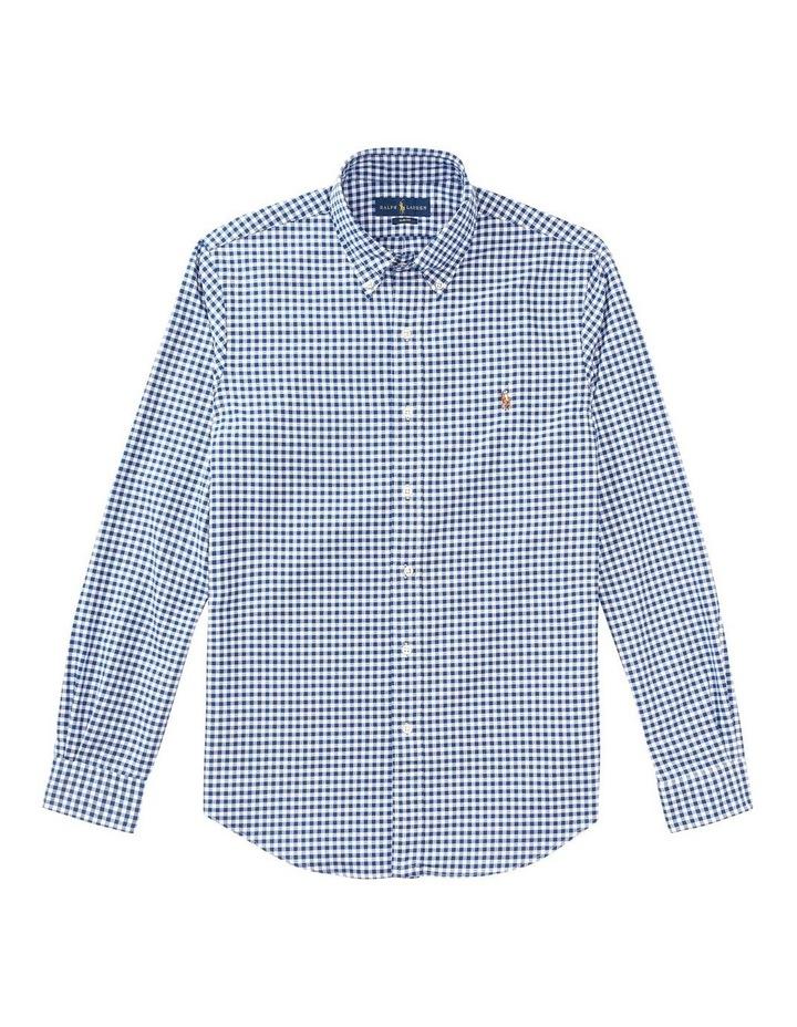 Slim Fit Oxford Sport Shirt image 1