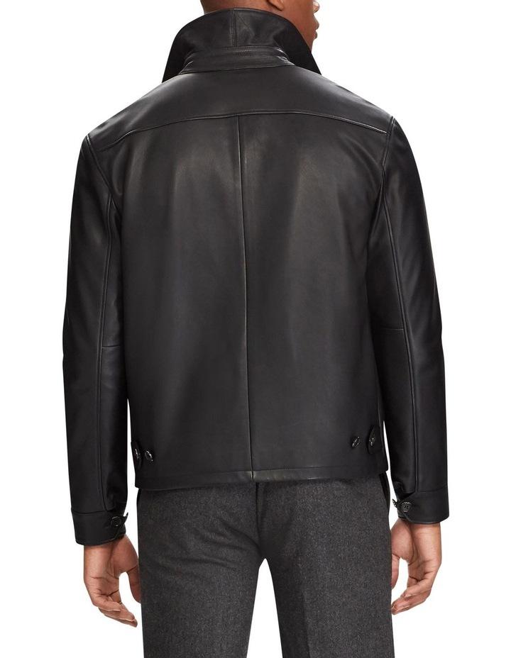 Lambskin Leather Jacket image 2