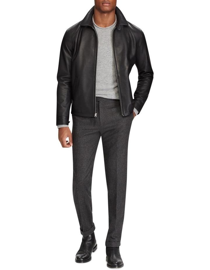 Lambskin Leather Jacket image 3