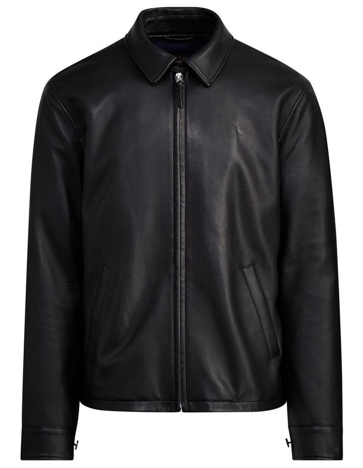 Lambskin Leather Jacket image 4