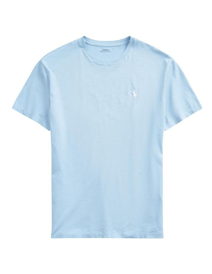 Custom Slim Fit Jersey Crewneck T-Shirt image 5