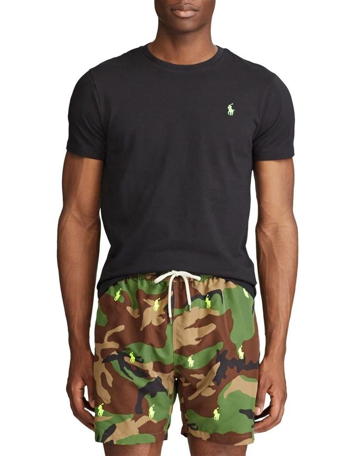 Custom Slim Crewneck T-Shirt image 1