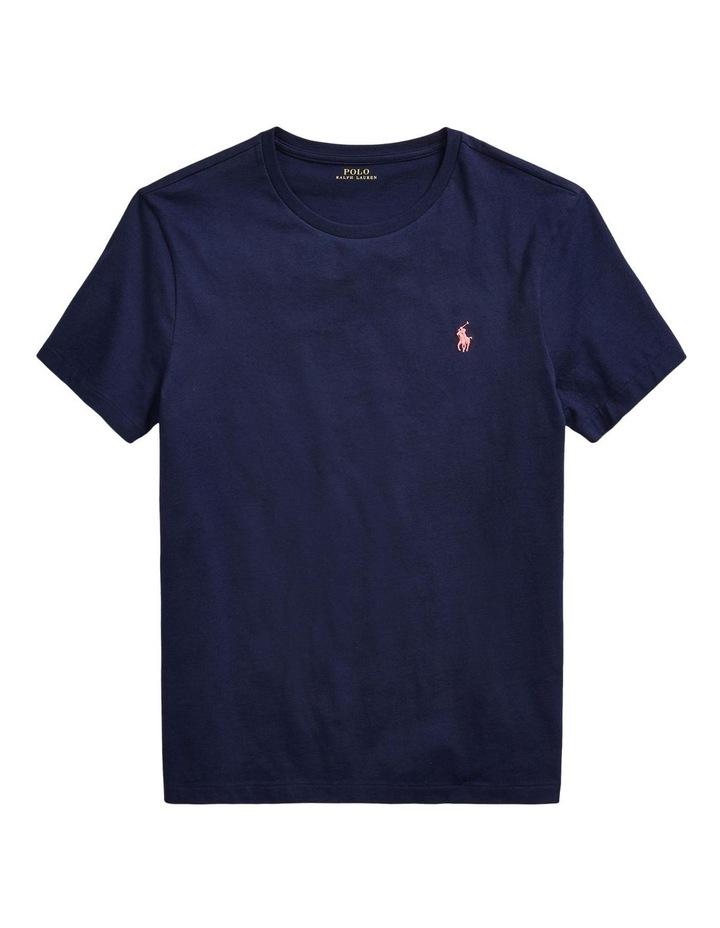 Custom Slim Crewneck T-Shirt image 5