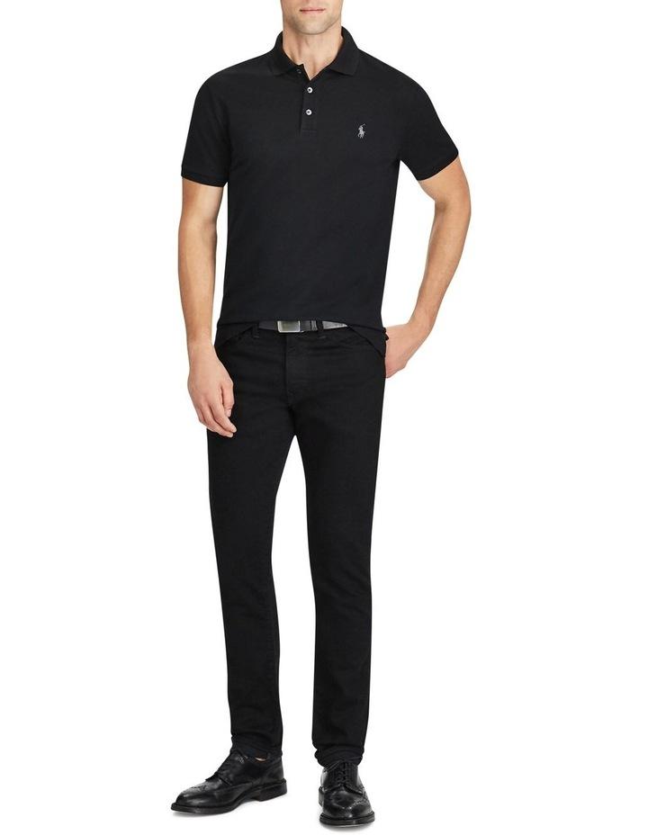 Custom Slim Fit Stretch Polo image 3