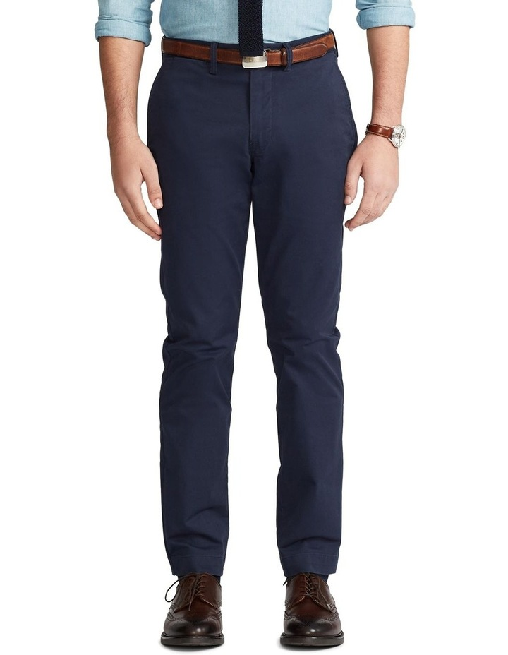 Stretch Straight Fit Chino Pant image 1