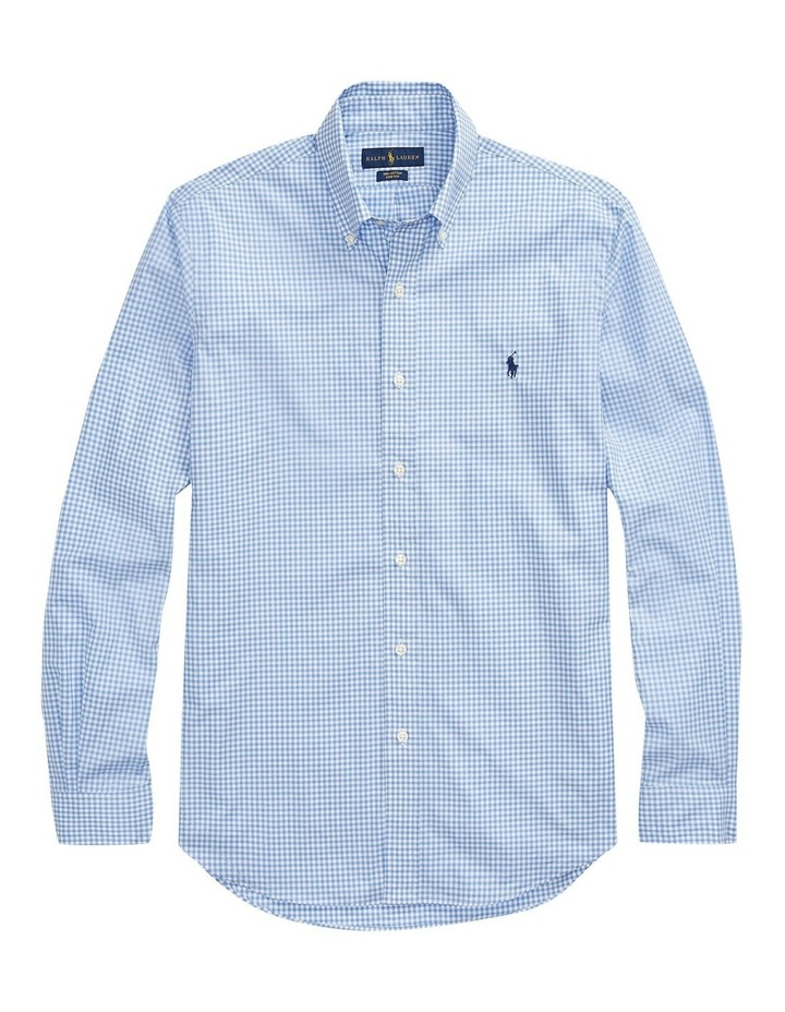 Classic Fit Checked Shirt image 4